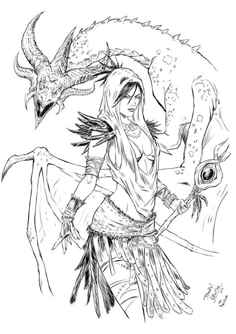 dragon age coloring page 1177 best раскраски images on pinterest