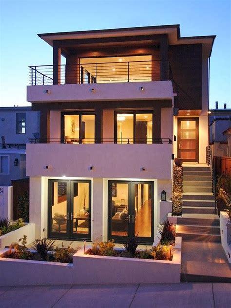 imagenes de casas minimalistas de dos pisos fachadas de casas bonitas de diferentes tipos y tendencias