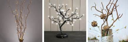 Floor And Decor Houston Tx lighted branches twigs amp trees wedding lights amp decorations