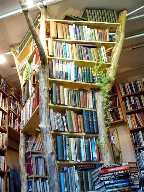 17 best ideas about tree bookshelf on tree