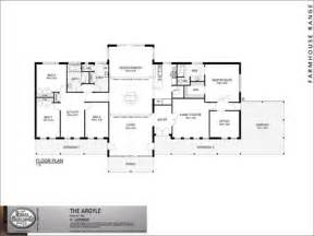 one story open house plans 5 bedroom one story open floor plan 5 bedroom house with
