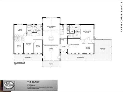 5 bedroom one story floor plans 5 bedroom one story open floor plan 5 bedroom house with