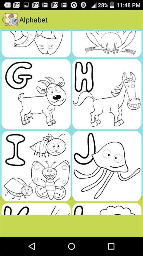 coloring pages apps for toddlers coloring pages for kids free android apps on google play