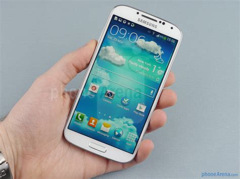 4 Samsung Galaxy Die Erste Review Des Samsung Galaxy S 4 All About Samsung