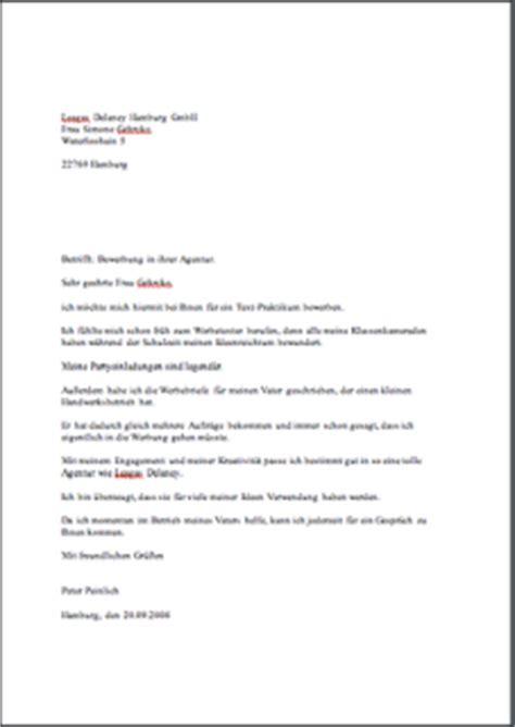 Bewerbungsschreiben Praktikum Werbeagentur Texter Gesucht Wer Wird Text Praktikant Und Wie