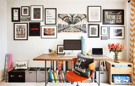 picture frames for office desk stylish desks with industrial designs and details