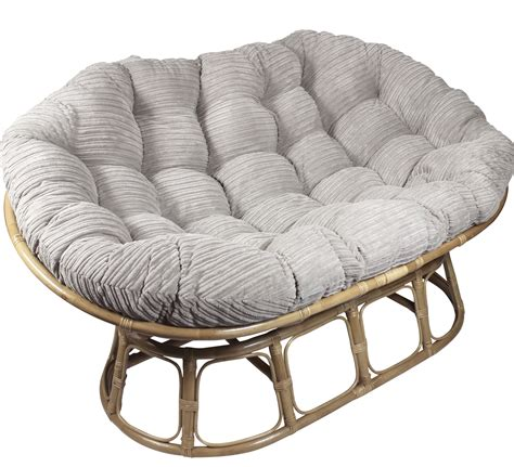furniture inspirational double papasan chair frame design fearlessprodcom