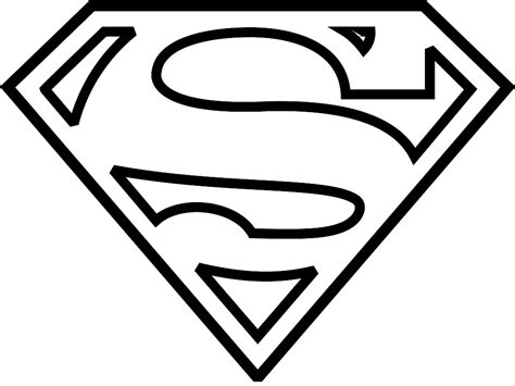 File:Superman shield print.svg   Logopedia   FANDOM