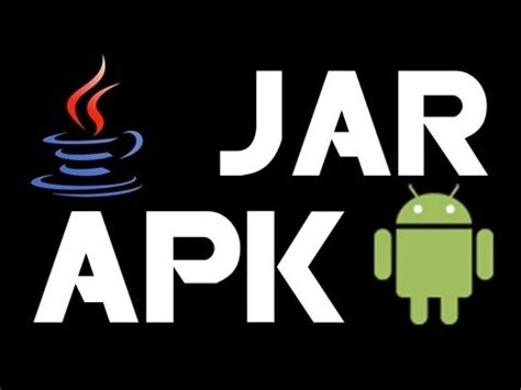 jar to apk transformar jar a apk instalar java en android pakfiles