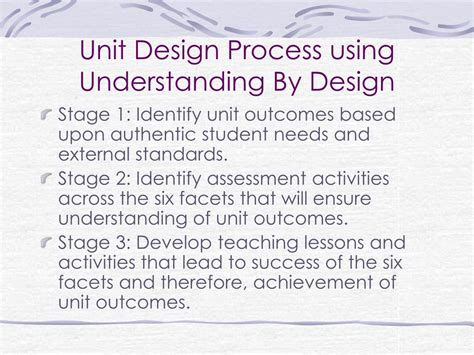understanding by design key criteria ppt famous deaf people and career choices powerpoint