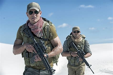 strike back tactical gear cinemax preview strike back quot episode 13 quot photos
