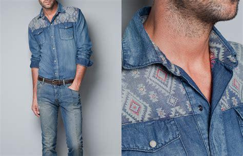 imagenes camisas vaqueras hombre trend penguin moda y estilo de vida para hombres p 225 gina 4
