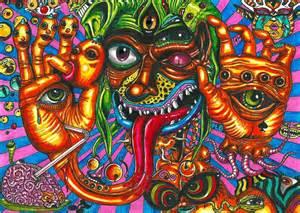 image gallery lsd hallucinations