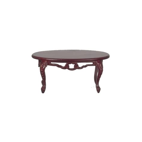 Fancy Tables by Fancy Vict Coffee Table M Dollhouse Coffee Tables