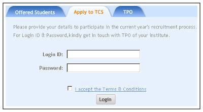 Tcs Recruitment Process For Mba Freshers by Tcs Freshers Recruitment 2011 2012 How To Apply And