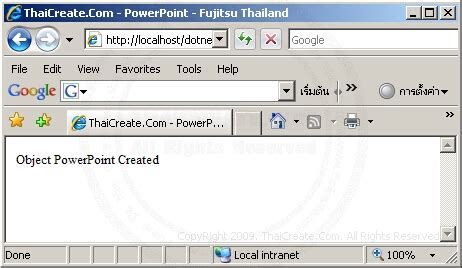 asp net tutorial powerpoint presentation asp net connect to powerpoint application