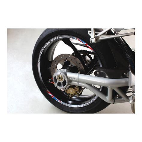 vinilos ruedas moto pegatinas vinilos para ruedas evotech con bandera de reino