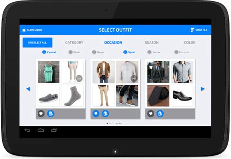 Wardrobe Catalogue App by Threadrobe An Automated Wardrobe That Manages Your Clothes