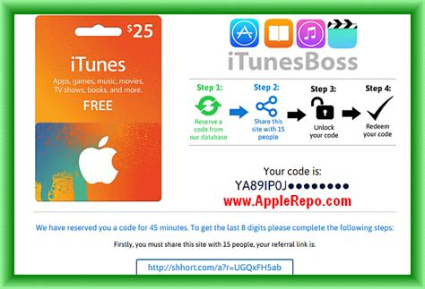 Apple Free Gift Card Codes - free itunes gift card codes is it a scam