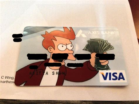 custom credit card the only acceptable custom credit card pics