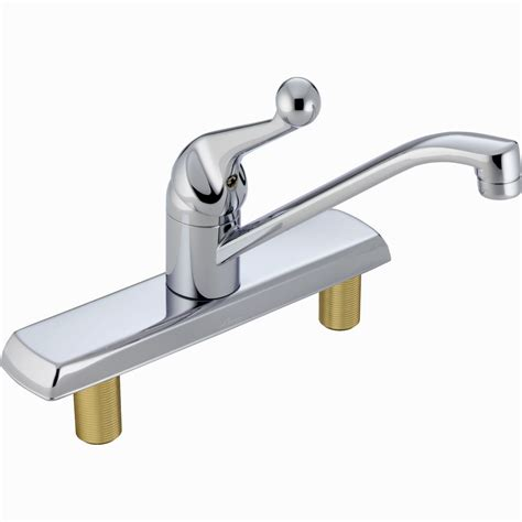 lowes delta kitchen faucets shop bathroom sink faucets at lowescom realie