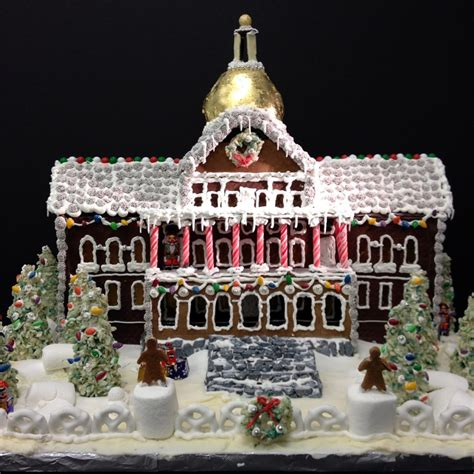 how to make a gingerbread house boston architecture competition cdrc s 2014 gingerbread house competition on view at bsa