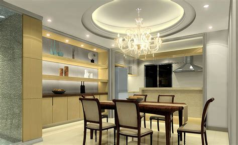dining room ceiling design » Dining room decor ideas and
