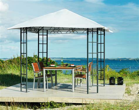 gazebo 2x2 ikea paviljonki faaborg 3x3m ter 228 s polyesteri jysk