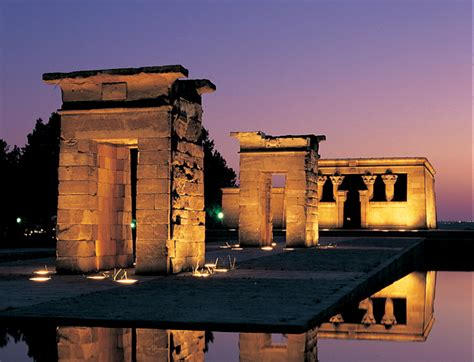 temple of debod madrid spain the temple of debod a of in madrid friendly rentals