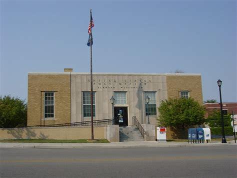 Elkhorn Post Office by Elkhorn Wisconsin Post Office Post Office Freak