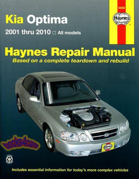 kia manuals at books4cars