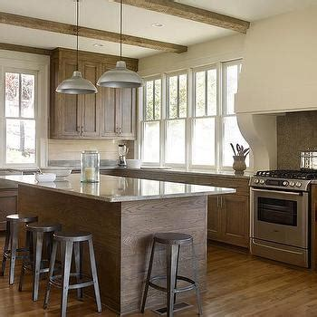 stained oak french kitchen hood design ideas page 1 gray striped marble countertop and backsplash cottage