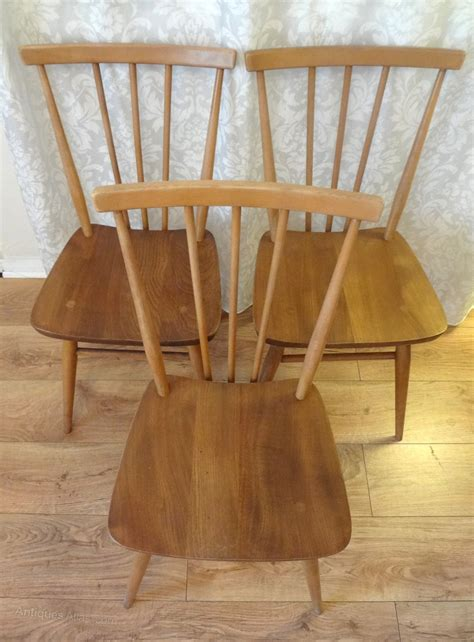 Vintage Ercol Dining Chairs Antiques Atlas Retro Ercol Dining Chairs