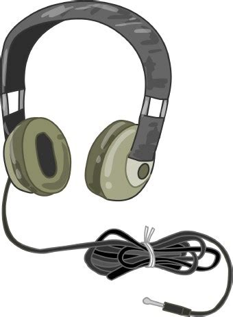headphone clipart computer clip
