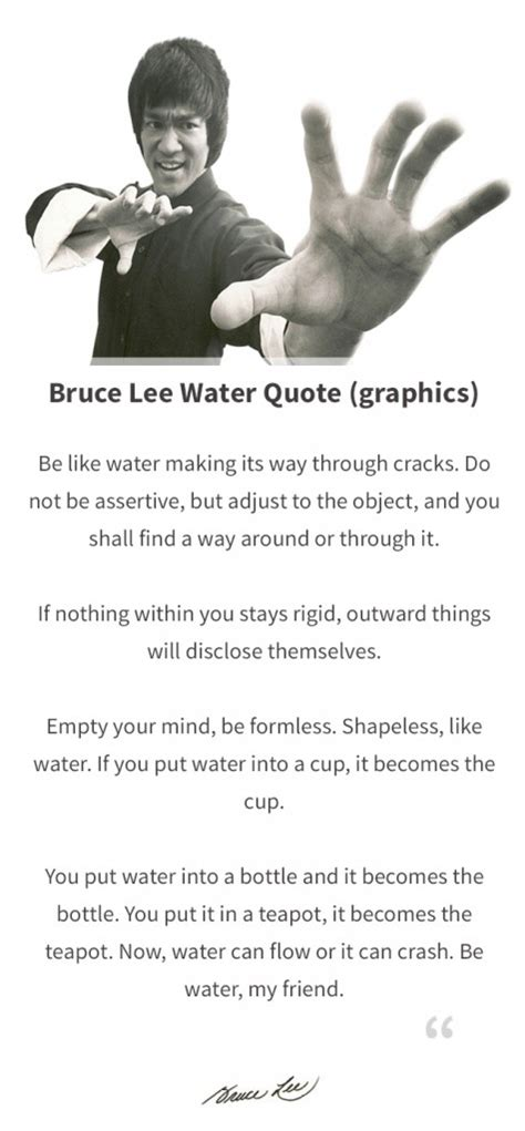 bruce water quote bruce water quote graphics the world of positive