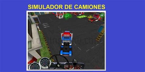 simulador camion en  simulador de camiones