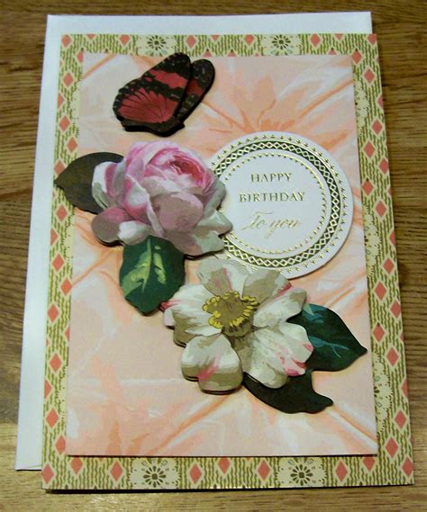 B Handmade Designs - handmade birthday cards designs www imgkid the