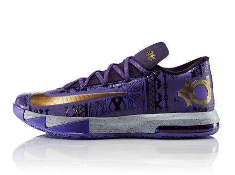 new release basketball shoes 2014 nike kd 6 quot bhm quot release date sneakernews