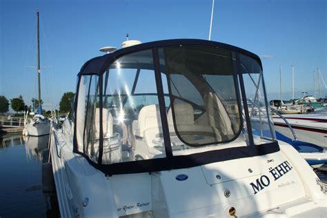 quinte boat canvas 340 searay