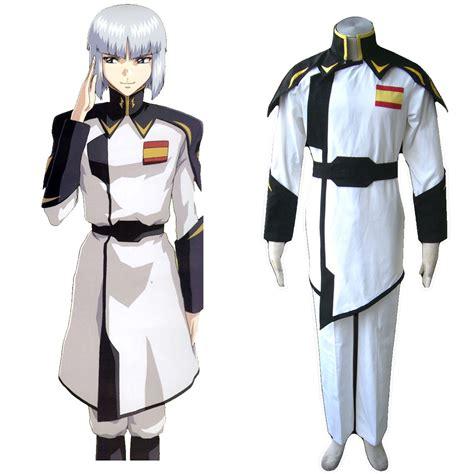 captain clothing luxury canada gundam seed zaft army white captain clothing