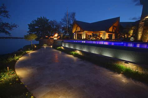 landscape lighting exles 8 exles of inspiring landscape lighting turf