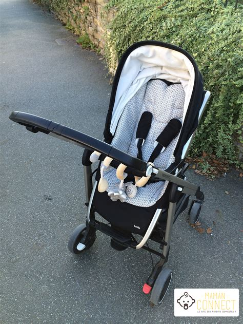 bebe confort chassis poussette loola