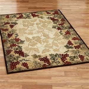 Vineyard Kitchen Rugs Grape And Wine Decor A Home Like No Other