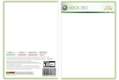 xbox one game template www pixshark com images