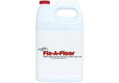 1 Of Fix A Floor Repair Adhesive 10 1oz - tile adhesive how to repair hollow tile fix a