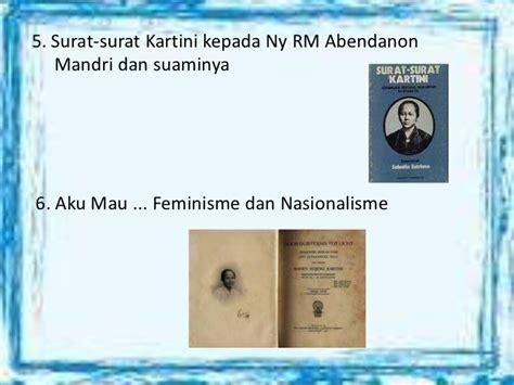 Kartini Surat Surat Kepada Ny R M Abendanon Mandri Dan Suaminya kartini