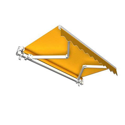 markise 250 cm breit gelb pavillons pergolen gartenlauben und weitere