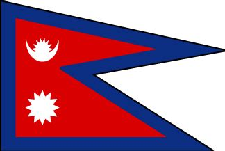 flags of the world nepal nepal flag un