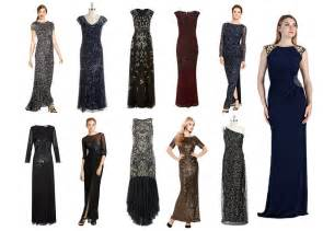 View the complete evening gown assortments at these retailers
