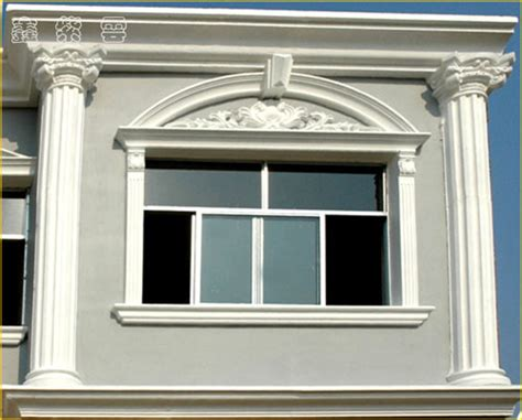 Grc Board Deco Panel 6mm grc sets of doors and windows company manufacturer from china xiamen xinziyun building material